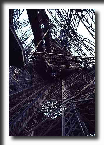 Eiffel Tower, France, Paris, antique, photography, art prints, posters, post cards