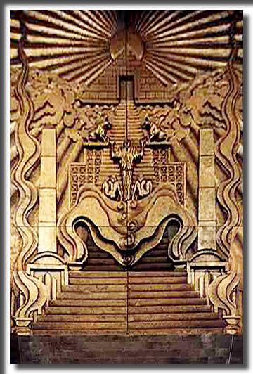 Ghostbusters Doors of Gozor: Stuart Land: art services ...